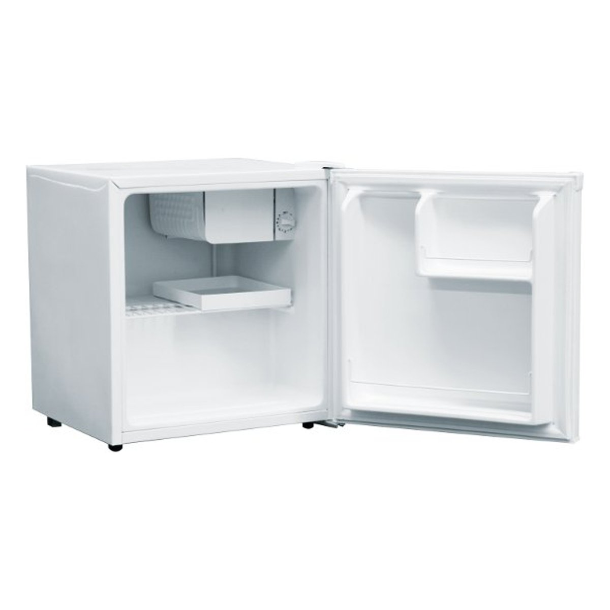 Amica Table Top Compact Fridge, White [Energy Class A+] FM061