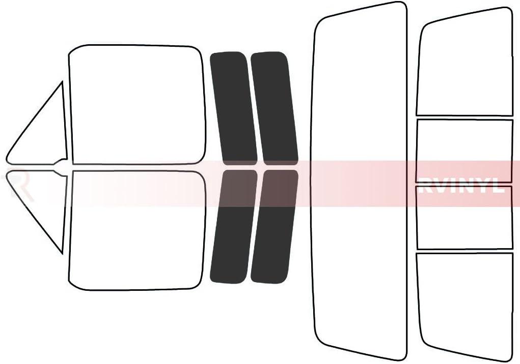 - Back Kit Rtint Window Tint Kit for Ford F-150 1980-1991 2 Door 20/%