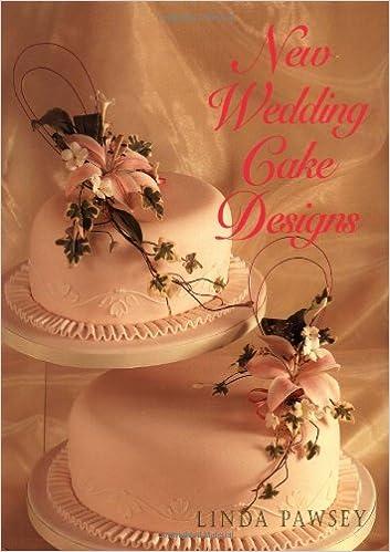 New Wedding Cake Designs Pawsey Linda 9781853916311 Amazon Com Books