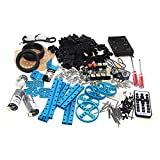 Makeblock DIY Starter Robot kit - Premium Quality - STEM Education - Arduino - Scratch 2.0 - Programmable Robot Kit for Kids to Learn Coding, Robotics and Electronics (IR Version)