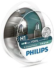 Lampada H1 12V 55W Xtreme Vision 3500K 130% Mais Luz