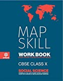 Map Skill Work Book Social Science for Class 10