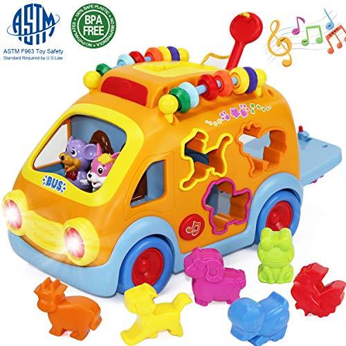 iPlay, iLearn Electronic Musical Bus,