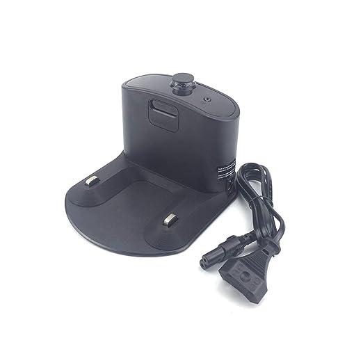 1 Unids Base de Cargador Negro Para Irobot Roomba Todas las ...