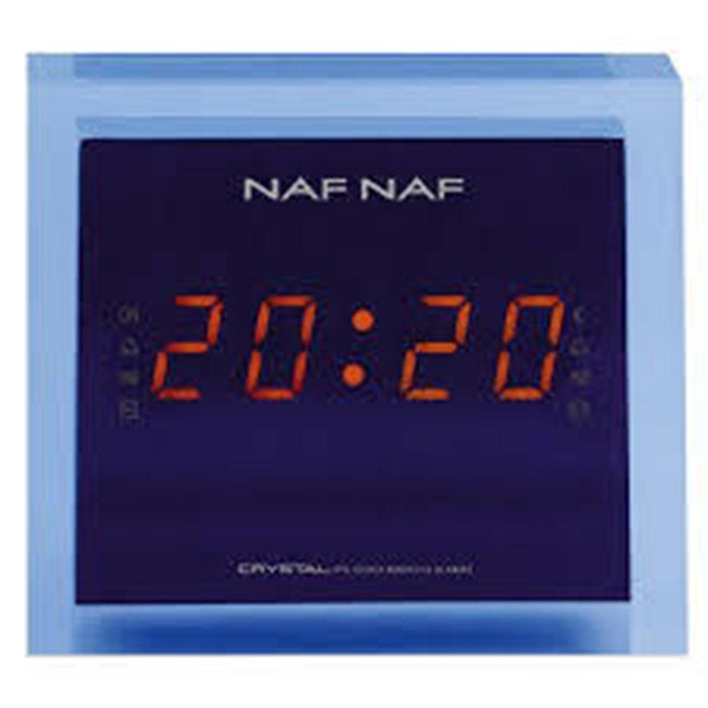 Naf Naf - Radio despertador Crystal