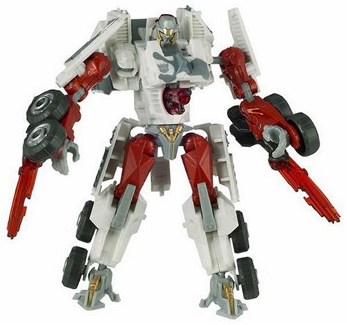 Transformers Movie Deluxe Brawl Action Figure