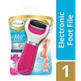 Amope Perfect Pedicure,Electronic Foot File  for Soft Beautiful Feet