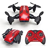 Foldable RC Mini Drone with Altitude Hold,One-Button Take...