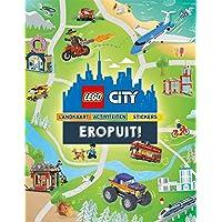 Lego city: landkaart, activiteiten, stickers