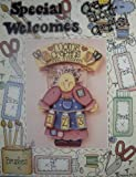 img - for Special Welcomes No. 3: Crazy about Crafting (Special Welcomes) book / textbook / text book