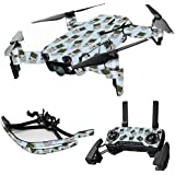 MightySkins Skin For DJI Max Coverage - Game Kid Tile | Protective, Durable, and Unique Vinyl Decal wrap cover | Easy To Apply, Remove, and Change Styles | Made in the USA