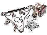 nissan altima 2003 oil pump - Evergreen TK3035WOP Timing Chain Kit, Oil Pump, and GMB Water Pump Fits: Nissan Altima Maxima 350Z Murano Infiniti FX35 G35 3.5L VQ35DE