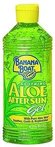 Banana Boat Soothing Aloe After Sun Gel, 16 oz