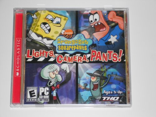 Price comparison product image Spongebob Squarepants Lights, Camera, Pants!