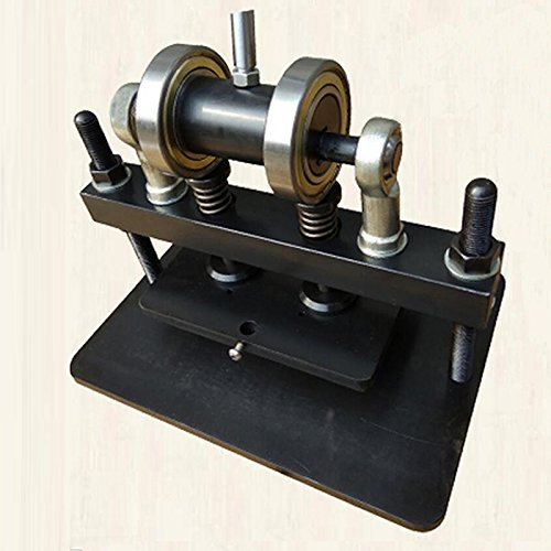 Up And Down Height Adjustable Manual Leather Cutting Machine #021355 by Unknown