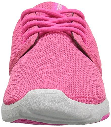Pink Scout Etnies W's Pink Pink Sneaker White Damen w5AAqXr6