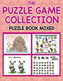 The Puzzle Game Collection: Puzzle Book Mixed