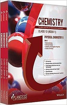 Book Plancess AIPMT Chemistry Class 12 (Set of 3 Books)
