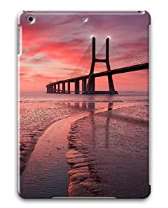 iPad Air Cases & Covers - Sunset bridge Custom Soft Case Cover Protector for Apple iPad Air/ iPad 5th Generation
