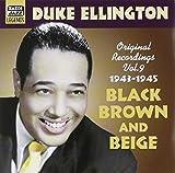 Vol. 9-Black Brown & Beige by Duke Ellington (2006-08-01)