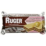Ruger Sugar Free Wafers, Austrian Chocolate, 1.5 Ounce (Pack of 12)