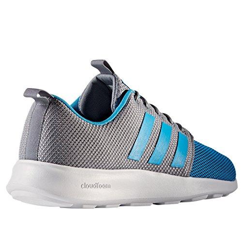 adidas CLOUDFOAM SWIFT RACER - Zapatillas de deporte para Hombre, Gris - (GRIS/AZUSOL/ONIX) 41 1/3