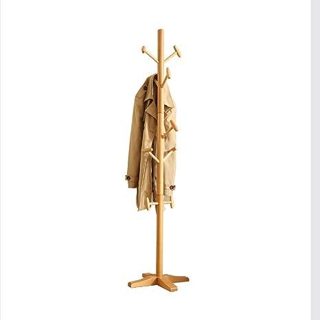 Amazon.com: Sombrero de pie y soporte para abrigo creativo ...
