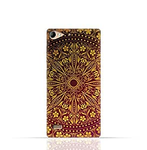 Lenovo Vibe X2 TPU Silicone Case with Floral Pattern 1201