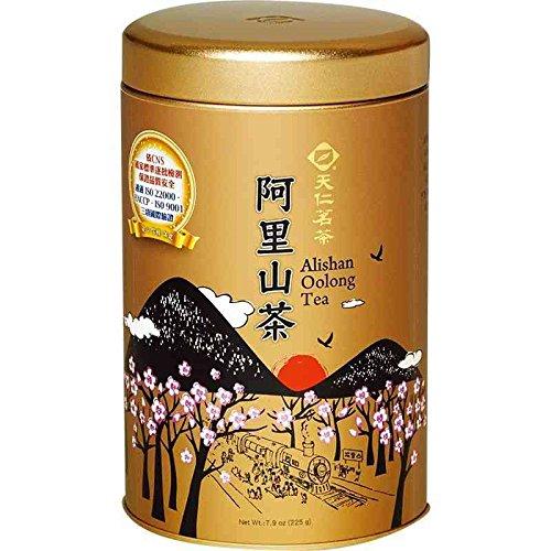Premium Taiwan Ten Ren Alishan Oolong Tea 225g