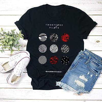 Twenty One Pilots - Blurryface Black Band Unisex T-shirt - Premium T-shirt - Hoodie - Sweater - Long Sleeve - Tank Top