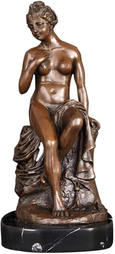 Amazon Com Bust Handmade Sculptures Statue Ornaments Sculptures Exotic Nautical Home Decor Beach Home Accessories For Living Room Woman Sexy Sculpture Statues For Home Home Kitchen