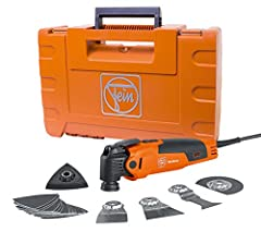 In 1967 FEIN brought a revolutionary idea to the market, introducing the first oscillating tool. Through the years Fein has constantly made improvements and innovated new features. In a world of oscillating multi-tools, the FEIN MultiMaster 3...