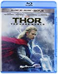 Cover Image for 'Thor: The Dark World (2-Disc 3D Blu-ray + Blu-ray + Digital HD)'