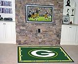 NFL – Green Bay Packers 5 x 8 Rug