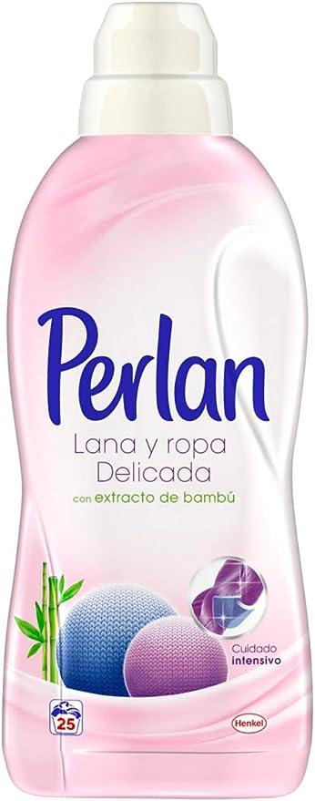 Perlan Cuidado 3D Detergente para Lana y Ropa Delicada - 25 Lavados (750 ml): Amazon.es: Alimentación y bebidas