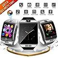 Bluetooth Smart Watch, Touch Screen Sport Wrist Watch