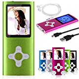 MP3 MP4 Media Player 1.8''LCD Screen FM Radio Video Games Movie Lot