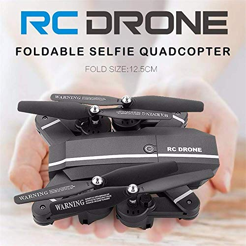 - 2017 New Drone WiFi FPV Quadcopter G-Sensor Altitude Hold Foldable Selfie RC Drones with HD Camera Done Videos