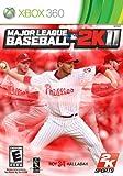 xbox 360 software - Major League Baseball 2K11 - Xbox 360
