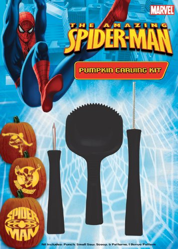 Paper Magic Group Pumpkin Carving Kit, -