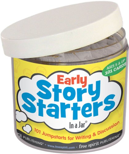 Creative Writing Story Starters - Early Story Starters In a Jar®
