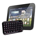 Portable Miniature Bluetooth Keyboard For The Lenovo ThinkPad Tablet & IdeaPad K1 Tablet
