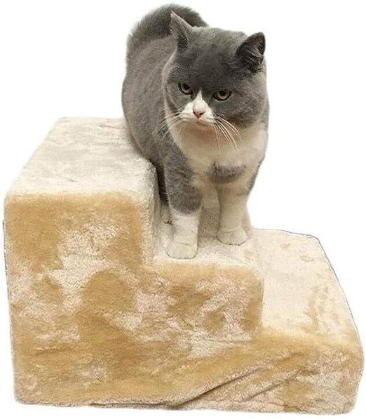 Viñedo Escaleras para Mascotas, Gatos y Perros Cama sofá Escalera ...