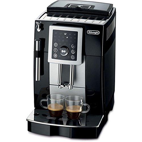 De'LonghiBlack Fully Automatic Espresso Machine - De'Longhi Model - ECAM23210B - Set of 2 Gift Bundle