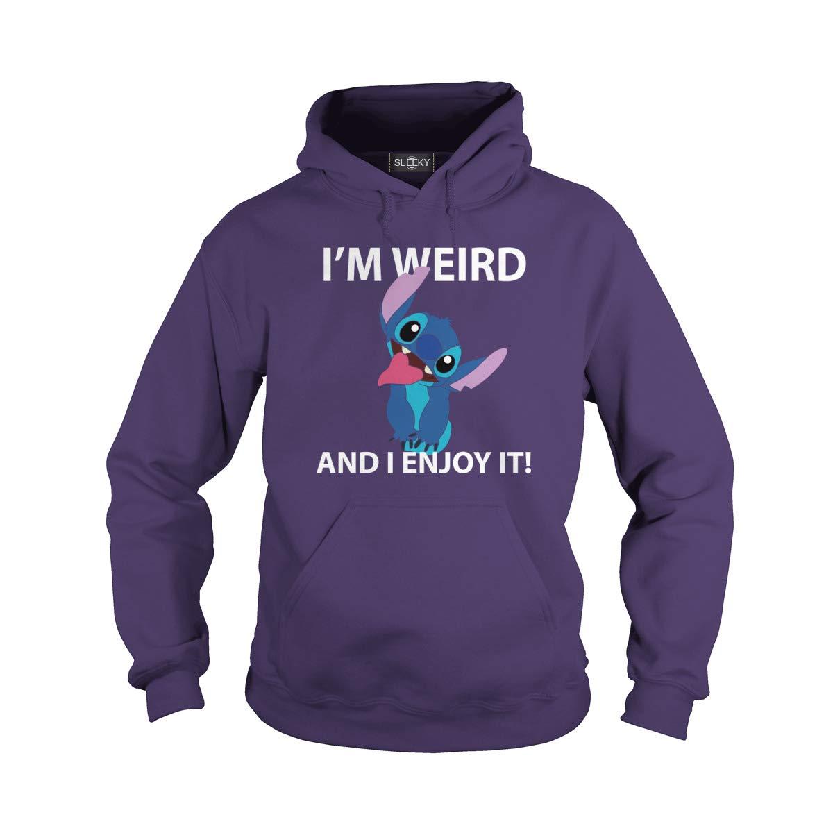 Im Weird and Enjoy It T-Shirt