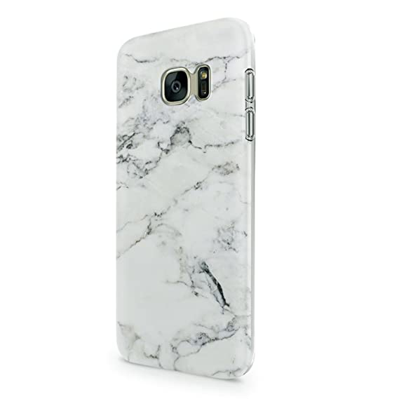 best sneakers a7b4c 4d01d White Marble Case for Samasung Galaxy S7 5.1