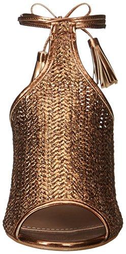 Bronze Women's Dress David by NIKO Sandal Charles Charles E8vPqtwWE0