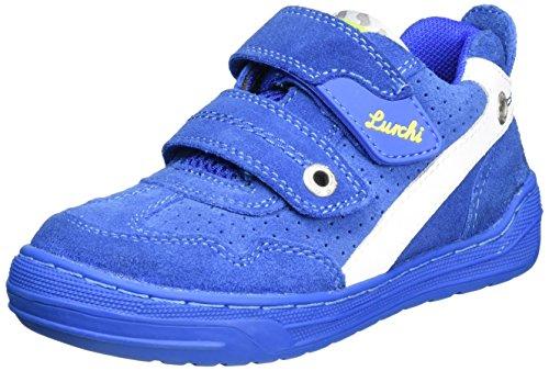 Lurchi Bruce - Zapatillas de casa Niños Azul (Royal Blue)