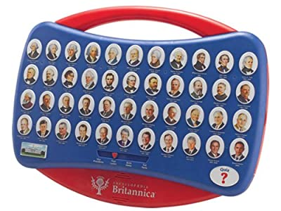 Tek Nek Encyclopedia Britannica Americas Presidents Learning Aid by Tek Nek