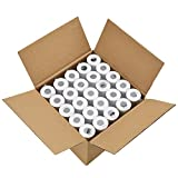 PackingSupply Thermal Receipt Paper Rolls 3-1/8 x 230ft, 50 rolls Sealed Pack